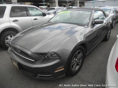 Used 2013 Ford Mustang V6