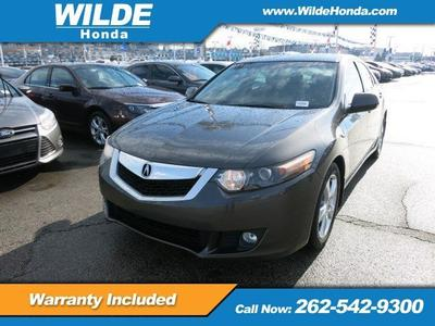 Used 2009 Acura TSX Tech Pkg w/ Nav & Moonroof