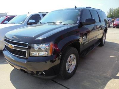 Used 2014 Chevrolet Suburban 1500 LT