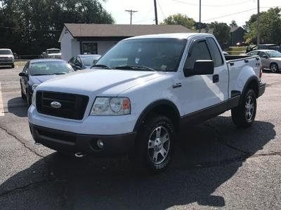 Used 2006 Ford F-150 FX4 Flareside