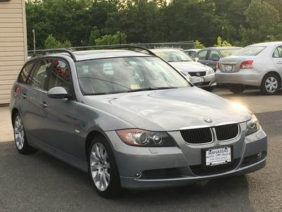 Used 2006 BMW 325 xiT
