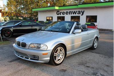 Used 2002 BMW 330 Ci