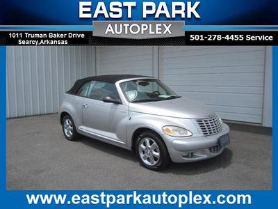 Used 2005 Chrysler PT Cruiser Touring