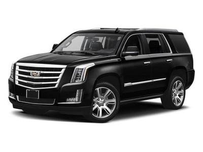 Certified 2017 Cadillac Escalade Premium Luxury