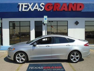 Used 2016 Ford Fusion S