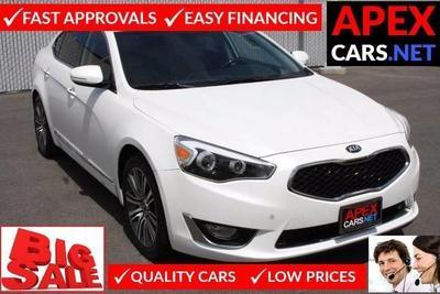 Used 2014 Kia Cadenza Premium