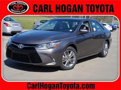 New 2015 Toyota Camry Hybrid SE
