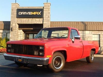 Used 1986 Chevrolet C10/K10