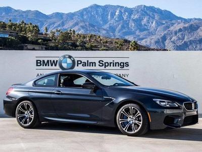 New 2017 BMW M6 Base