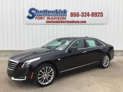New 2017 Cadillac CT6 3.0L Twin Turbo Luxury