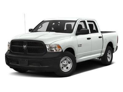 New 2017 RAM 1500 Tradesman