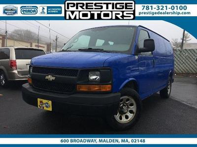 Used 2008 Chevrolet Express 1500
