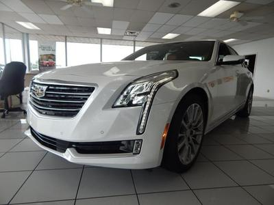 New 2017 Cadillac CT6 3.0L Twin Turbo Premium Luxury