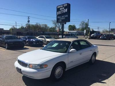 Used 1999 Buick Century Limited