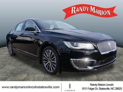 New 2017 Lincoln MKZ Select