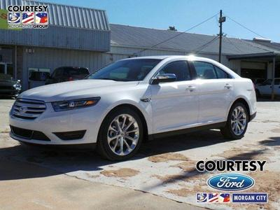 New 2016 Ford Taurus Limited