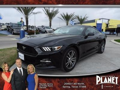 Used 2017 Ford Mustang EcoBoost