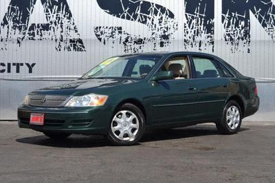 Used 2002 Toyota Avalon -