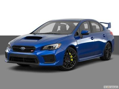 New 2018 Subaru WRX STI Limited