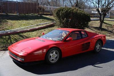 Used 1988 Ferrari Testarossa