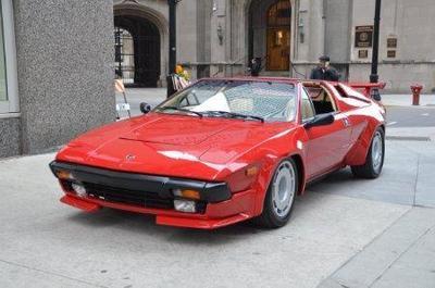 Used 1984 Lamborghini Jalpa P350