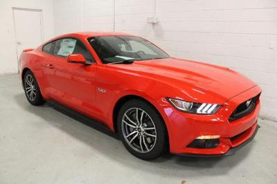 New 2016 Ford Mustang GT