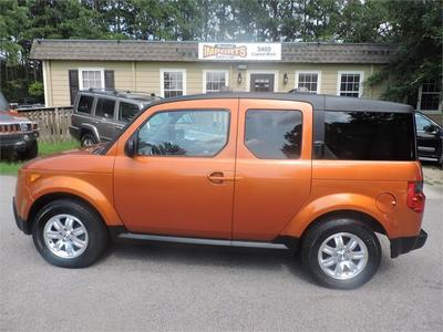 Used 2008 Honda Element EX