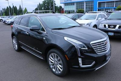 New 2017 Cadillac XT5 Platinum