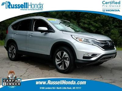 Certified 2015 Honda CR-V Touring