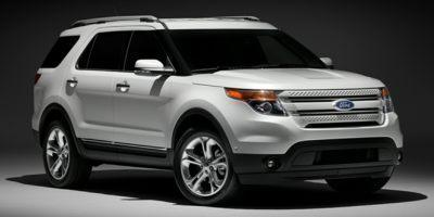 Certified 2014 Ford Explorer Limited