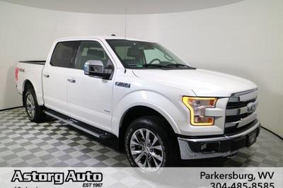 Certified 2016 Ford F-150 Lariat