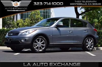 Used 2014 INFINITI QX50 Journey
