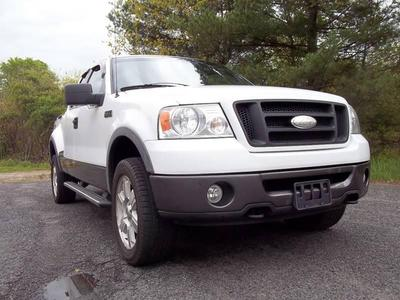 Used 2007 Ford F-150 FX4 SuperCab Flareside