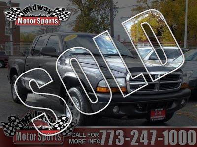 Used 2004 Dodge Dakota Sport