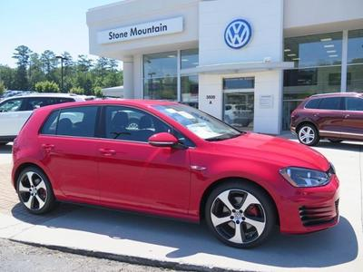 New 2017 Volkswagen Golf GTI S 4-Door