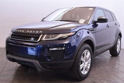 New 2017 Land Rover Range Rover Evoque SE Premium