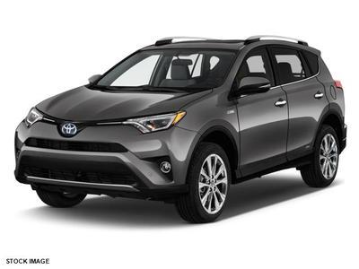 New 2017 Toyota RAV4 Hybrid Limited