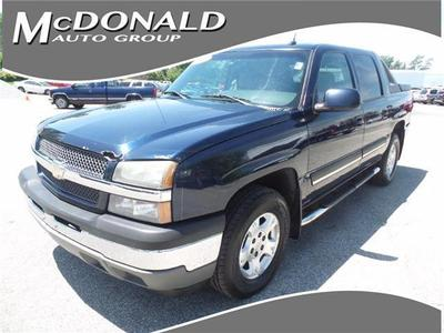 Used 2005 Chevrolet Avalanche LT
