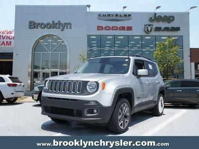 New 2016 Jeep Renegade Latitude