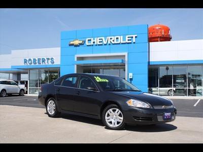 Used 2016 Chevrolet Impala Limited LT