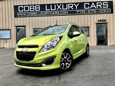 Used 2014 Chevrolet Spark 2LT