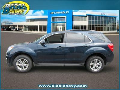 Certified 2015 Chevrolet Equinox 2LT
