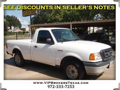 Used 2005 Ford Ranger XL