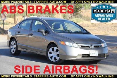 Used 2006 Honda Civic DX