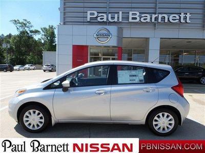 New 2015 Nissan Versa Note S Plus