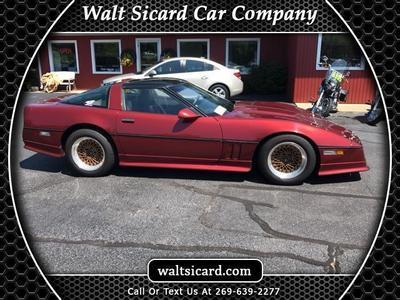 Used 1987 Chevrolet Corvette