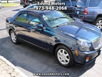 Used 2007 Cadillac CTS Base