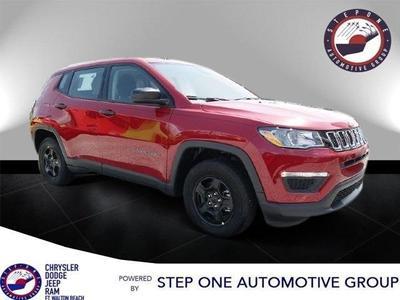 New 2018 Jeep Compass Sport