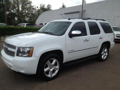 Used 2009 Chevrolet Tahoe LTZ