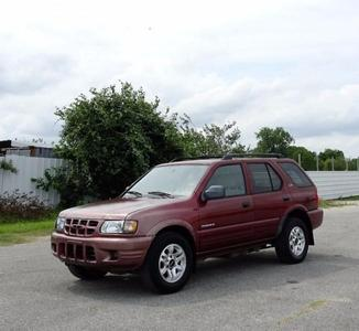 Used 2002 Isuzu Rodeo S
